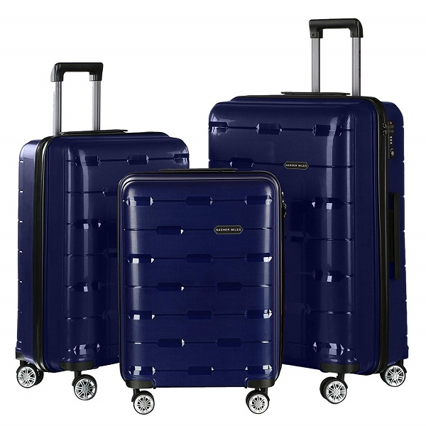 Nasher Miles Set of 3 Trolley Bags