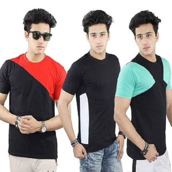 Harvi Mens T Shirts Pack of 3