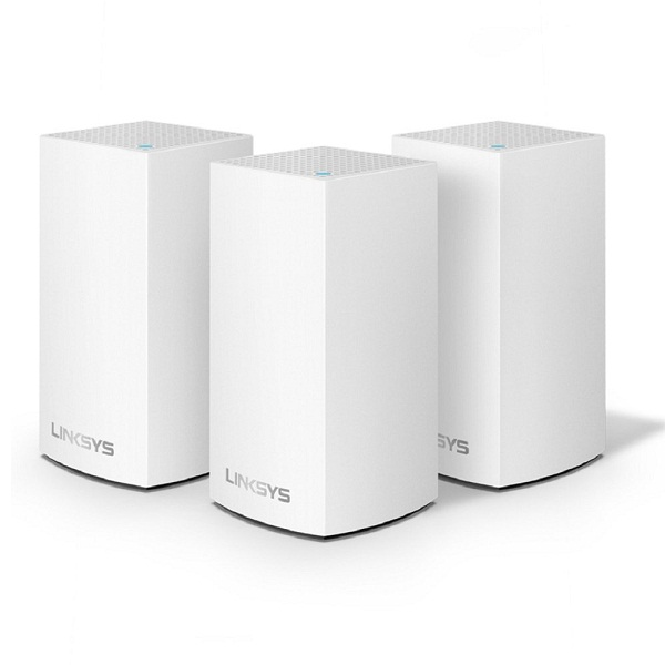 1c8151f8919 Linksys Pack of 3 Dual Band Whole Home WiFi
