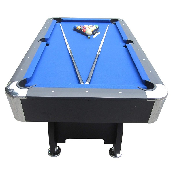 Play In The City Billiard Pool Table