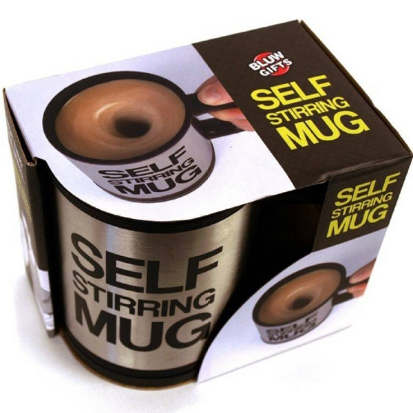 CLOMANA Self Stirring Coffee Mug