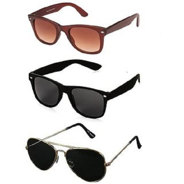 654e2c80d430d Ivy Vacker UV Protected Unisex Sunglasses