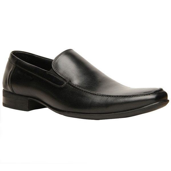 HUSH PUPPIES Black Formal Shoes For Men