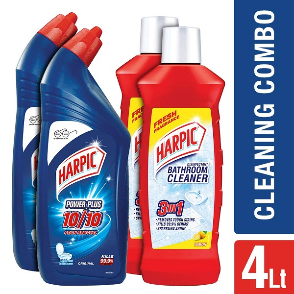 Harpic Bathroom Cleaner Combo