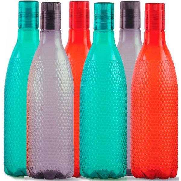 566922282 Flipkart SmartBuy HoneyComb Set of 6 1000ml Bottle