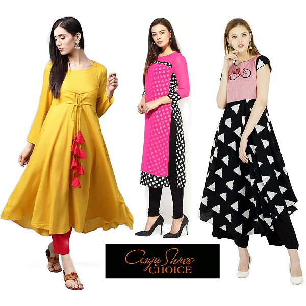 AnjuShree Choice Womens Clothing