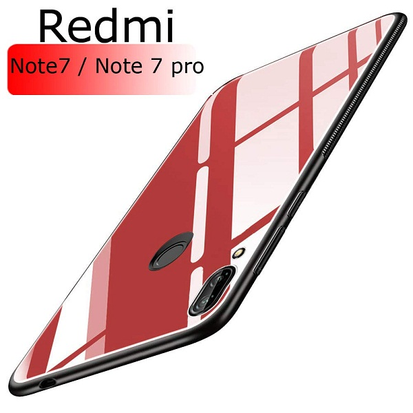 mobistyle Luxurious Case Cover for mi redmi Note 7