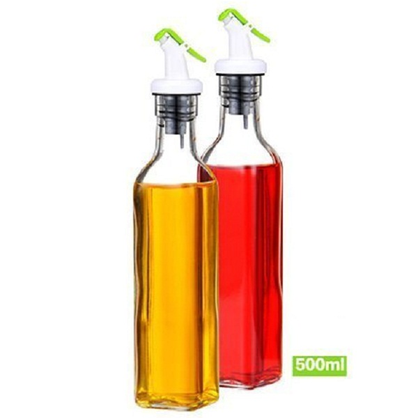 Homies International Set Of 2 Oil And Vinegar Cruet