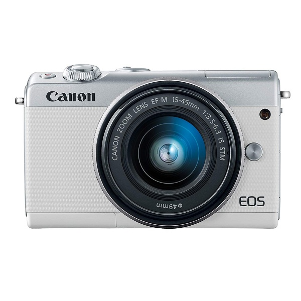 Canon EOS M100 2210C011 Mirrorless Camera