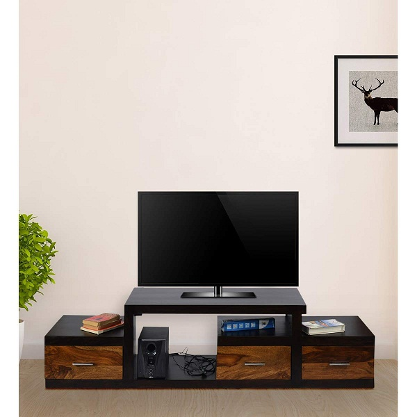 TV Unit Cabinet Entertainment Stand