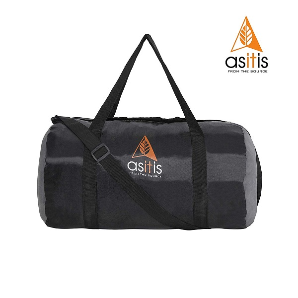Asitis Nutrition Duffle Fitness Gym Bag
