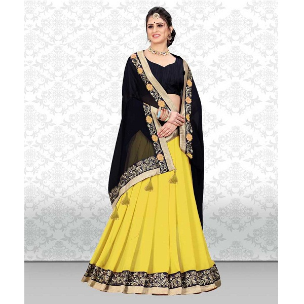 f24bf46a580217 Divastri Bollywood Poly Georgette Saree