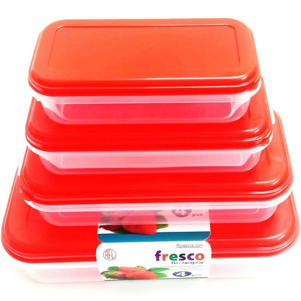 Fresco Storage container set