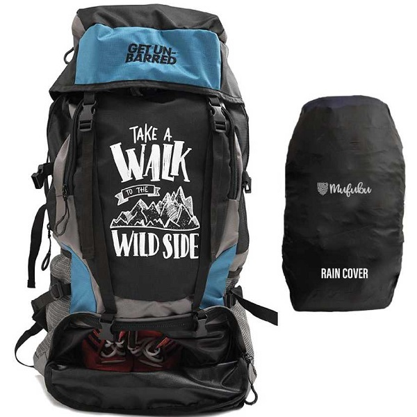 High Quality Water Resistance Trekking Hiking Travel Bag