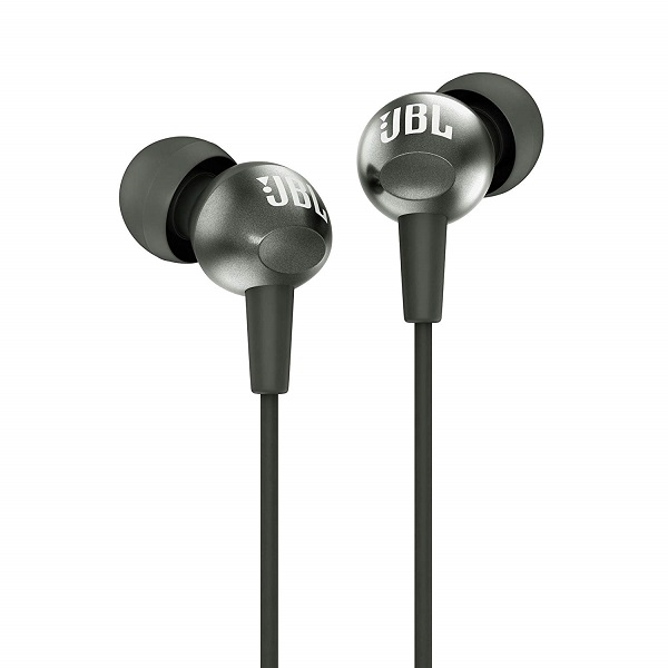 JBL C200SI in Ear Headphones with Mic