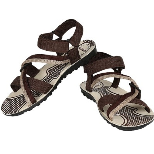 Earton Brown Sandals