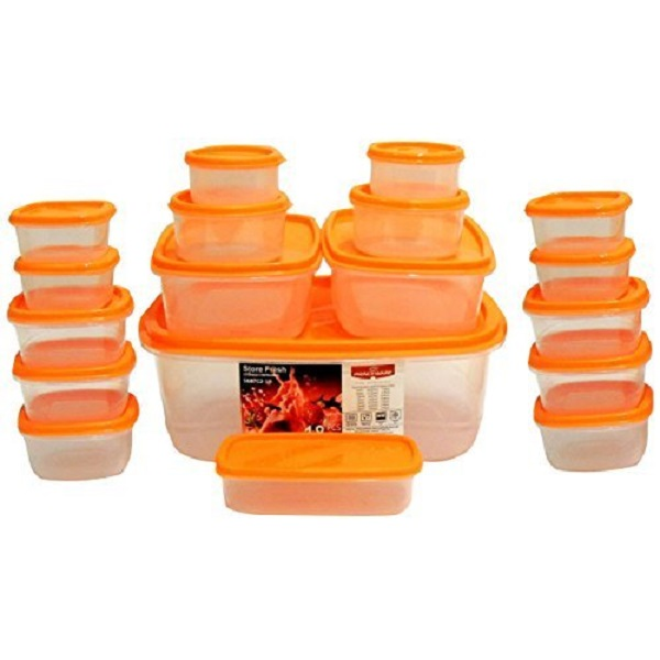 Princeware SF Package Container Set 18 Pieces