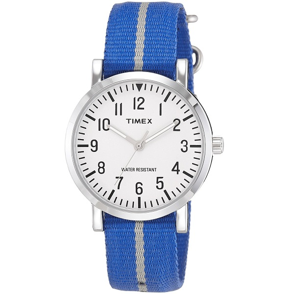 Timex OMG Analog White Dial Unisex Watch